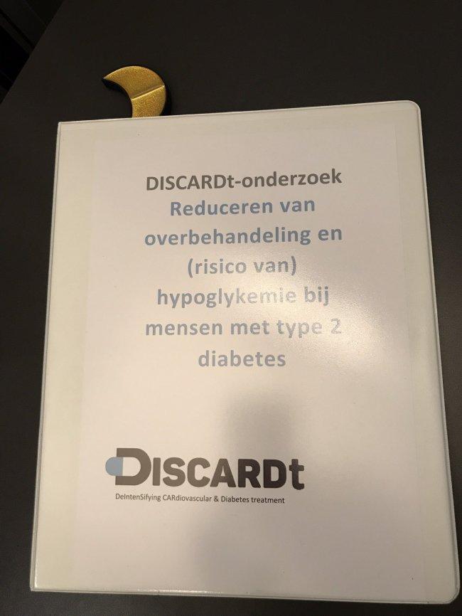 Conference calls DISCARDt-studie